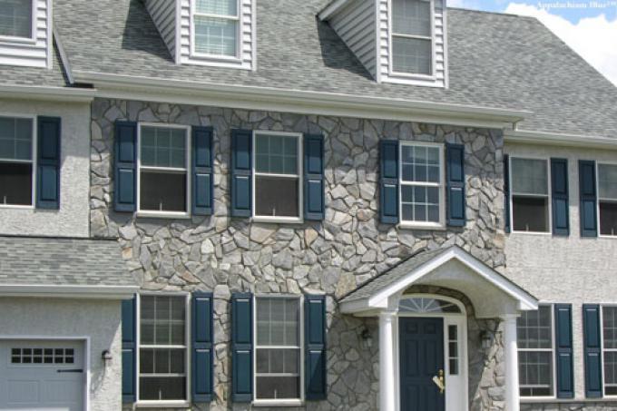 Real Stone Veneer Appalachian Blue®