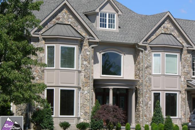 Real Stone Veneers Huntington Gray Fieldstone