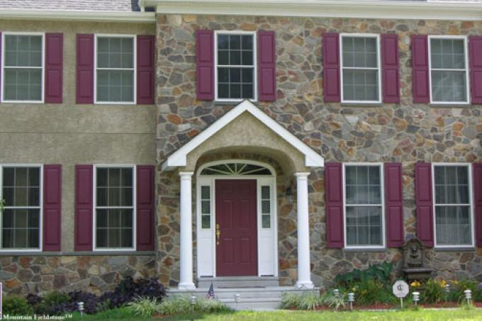Real Stone Veneers Mountain Fieldstone Irregular®