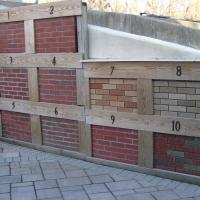 Linden & Malden Block Face Brick Display
