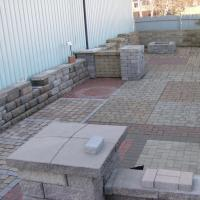 Linden & Malden Block Hardscape Display