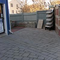 Linden & Malden Block Paver Display