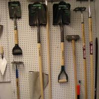 Linden & Malden Block Tool Display