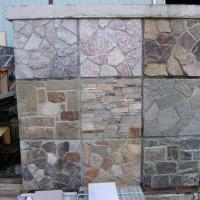 Linden & Malden Block Veneer Stone Display